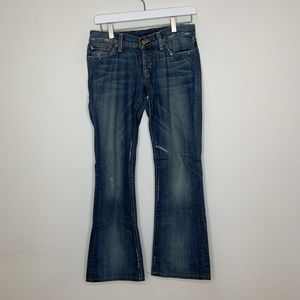 Lucky Brand Womens Blue Jeans Size 32/28